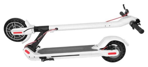 KUGOO ES2 Electric Scooter fold