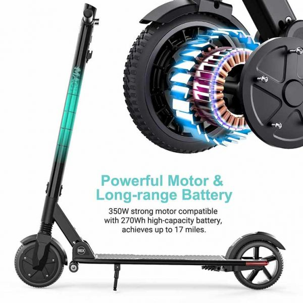 Macwheel MX3 Electric Scooter
