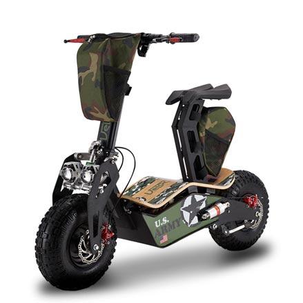 Velocifero MAD500 Electric Scooter